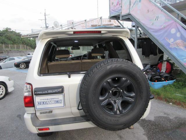「トヨタ」「ハイラックスサーフ」「SUV・クロカン」「沖縄県」の中古車12