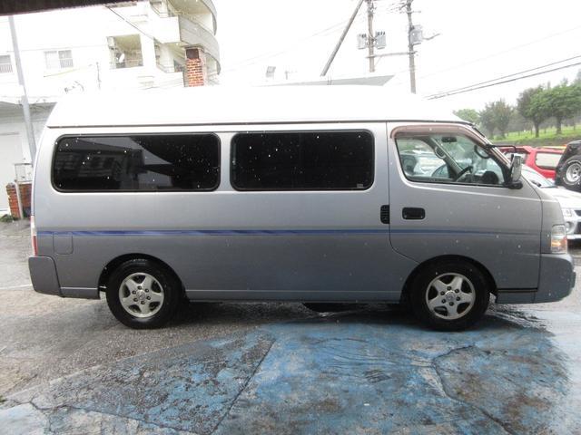 「日産」「キャラバンコーチ」「ミニバン・ワンボックス」「沖縄県」の中古車3