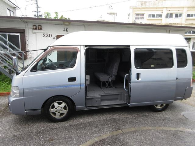 「日産」「キャラバンコーチ」「ミニバン・ワンボックス」「沖縄県」の中古車10