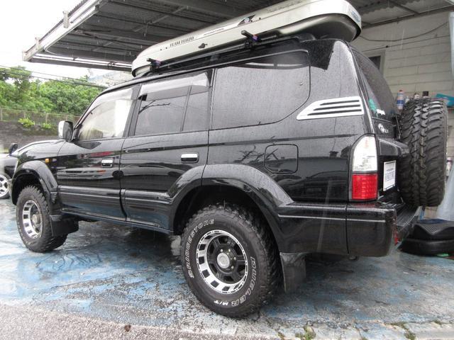 「トヨタ」「ランドクルーザープラド」「SUV・クロカン」「沖縄県」の中古車10