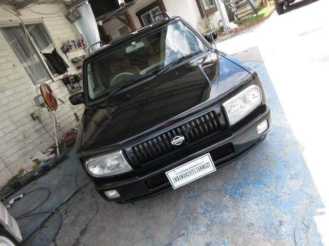「日産」「ラシーン」「SUV・クロカン」「沖縄県」の中古車2