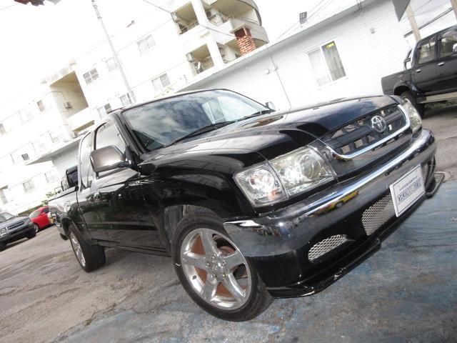 「トヨタ」「ハイラックススポーツピック」「SUV・クロカン」「沖縄県」の中古車4