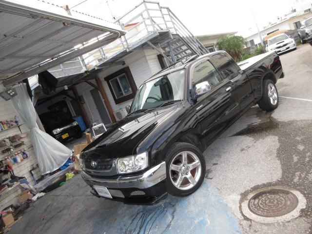 「トヨタ」「ハイラックススポーツピック」「SUV・クロカン」「沖縄県」の中古車24