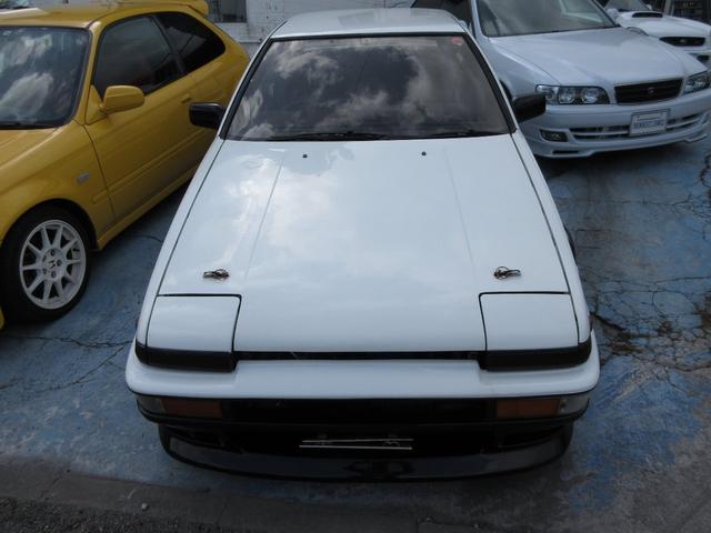 「トヨタ」「スプリンタートレノ」「クーペ」「沖縄県」の中古車3