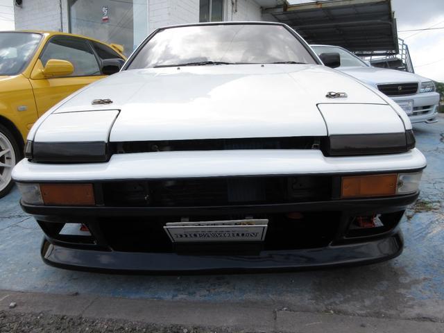 「トヨタ」「スプリンタートレノ」「クーペ」「沖縄県」の中古車4