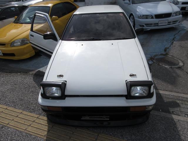 「トヨタ」「スプリンタートレノ」「クーペ」「沖縄県」の中古車13