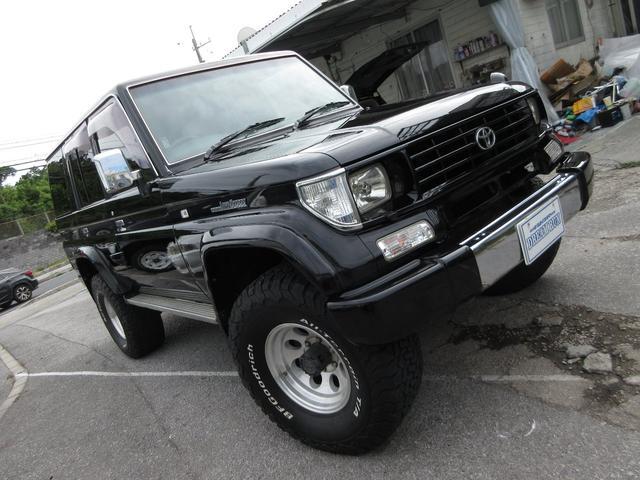 「トヨタ」「ランドクルーザープラド」「SUV・クロカン」「沖縄県」の中古車3