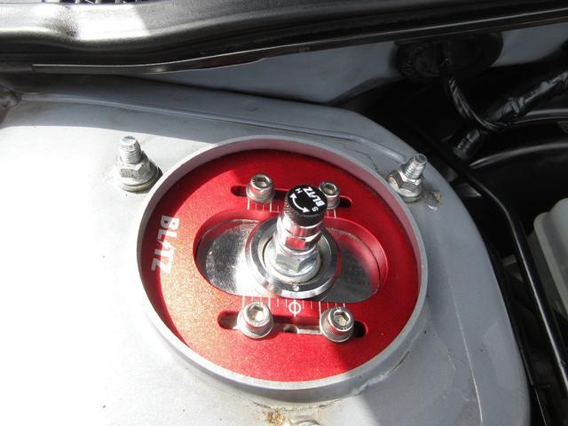 WRX ターボ BLTZ車高調 フルエアロ フジツボマフラー(16枚目)