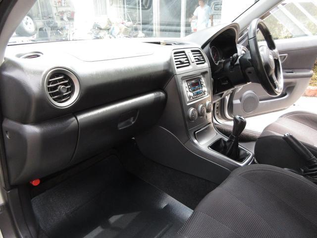 WRX ターボ BLTZ車高調 フルエアロ フジツボマフラー(20枚目)
