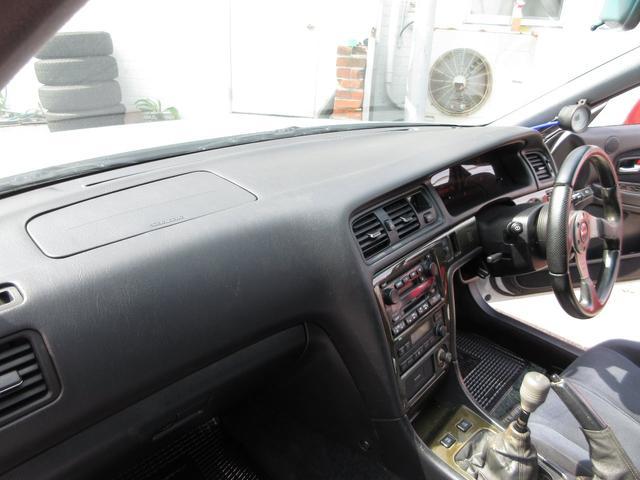 ツアラーV リミテッド エンジンO/H 社外18アルミ インタークーラー アルミラジエター 社外マフラー車高調 フルエアロ サンルーフ ウィング(22枚目)