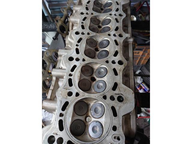 ツアラーV リミテッド エンジンO/H 社外18アルミ インタークーラー アルミラジエター 社外マフラー車高調 フルエアロ サンルーフ ウィング(29枚目)