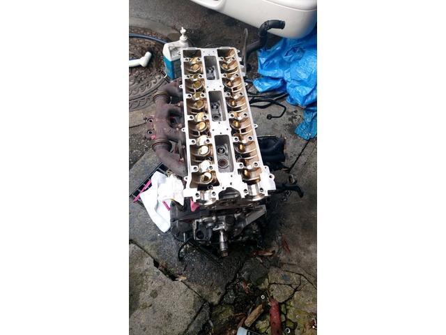 ツアラーV リミテッド エンジンO/H 社外18アルミ インタークーラー アルミラジエター 社外マフラー車高調 フルエアロ サンルーフ ウィング(30枚目)