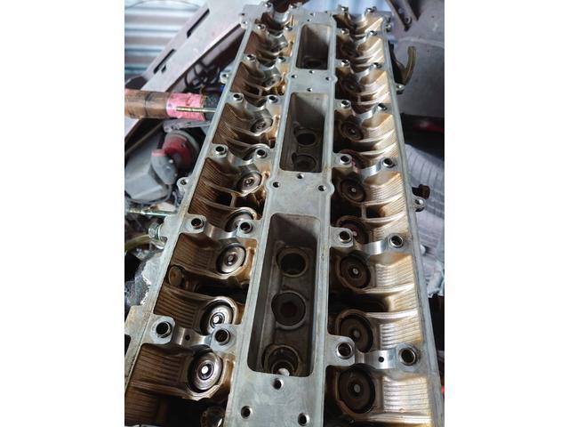ツアラーV リミテッド エンジンO/H 社外18アルミ インタークーラー アルミラジエター 社外マフラー車高調 フルエアロ サンルーフ ウィング(32枚目)