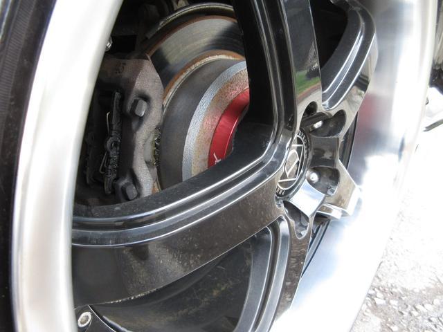 250G リラックスセレクション 社外フルエアロ 社外20インチアルミ 社外マフラー イカリングアルミ ローダウン サンルーフ(28枚目)