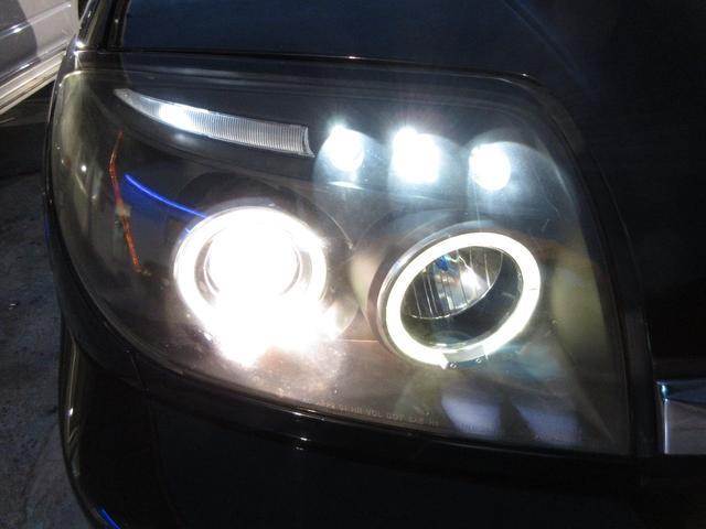 SSR-X20thアニバーサリーエディション サンルーフ リフトアップ 社外20アルミ 新品タイヤ 社外マフラー イカリングヘットライト4WD(6枚目)