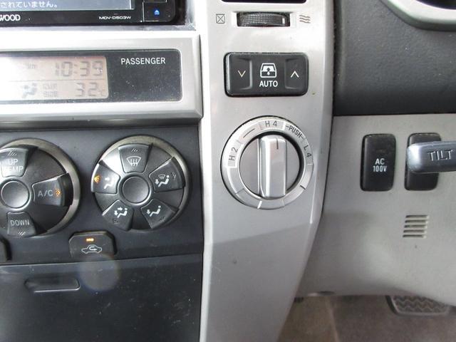 SSR-X20thアニバーサリーエディション サンルーフ リフトアップ 社外20アルミ 新品タイヤ 社外マフラー イカリングヘットライト4WD(22枚目)