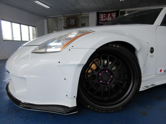 バージョンSTオーバーフェンダー公認 車高調 レカロX2(11枚目)