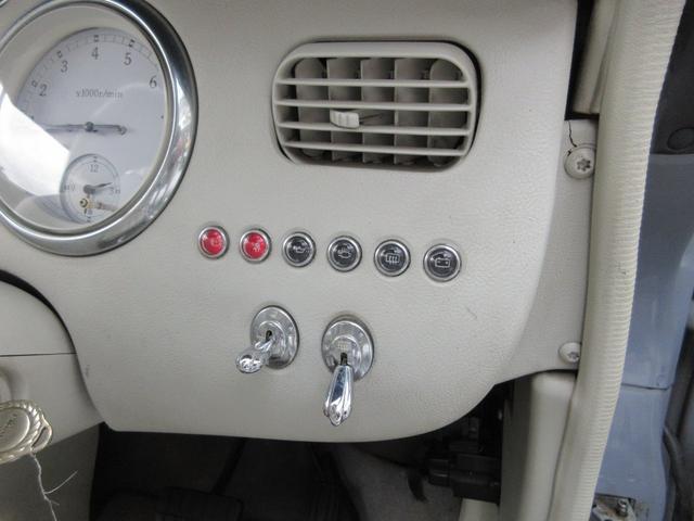 オープントップ ターボ 革張りシート タイミングベルト交換済(3枚目)