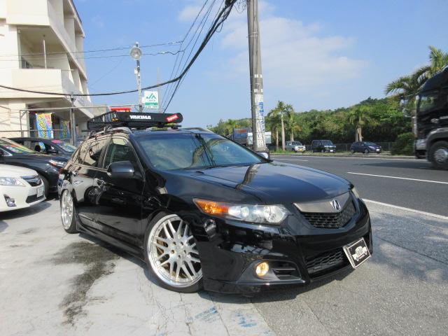 「ホンダ」「アコードツアラー」「ステーションワゴン」「沖縄県」の中古車21