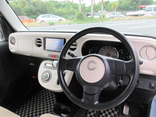 ココアプラスX 社外14アルミ ルーフラック 社外SDナビ Bluetooth内蔵 地デジ(22枚目)