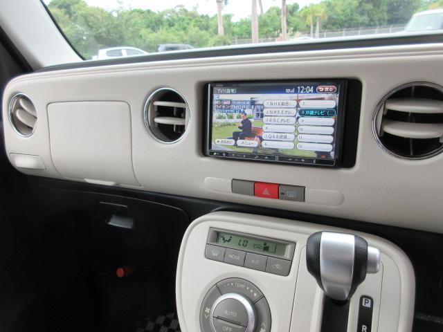 ココアプラスX 社外14アルミ ルーフラック 社外SDナビ Bluetooth内蔵 地デジ(28枚目)