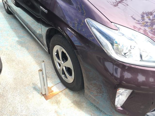 トヨタ プリウス Sマイコーデ AW 安全装備