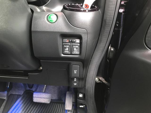 G・ターボLパッケージ スマートキー プッシュスタート 両側パワースライドドア ハーフレザーシート 社外ナビ 社外スピーカー サブウーファー ETC(16枚目)