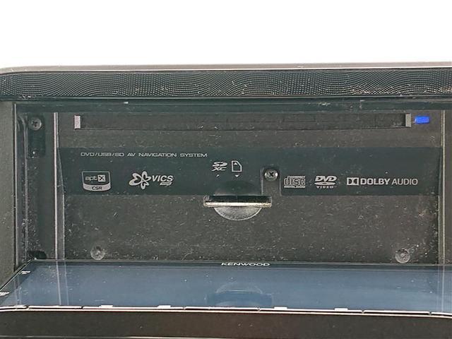 G フルセグ DVD再生 ミュージックプレイヤー接続可 バックカメラ ETC 両側電動スライド LEDヘッドランプ 乗車定員7人 3列シート 記録簿(6枚目)