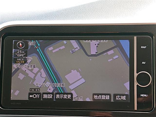 G フルセグ DVD再生 ミュージックプレイヤー接続可 バックカメラ ETC 両側電動スライド 乗車定員7人 3列シート(5枚目)
