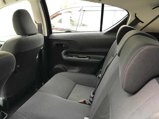 トヨタ アクア Sスタイルブラック トヨタセーフティセンス