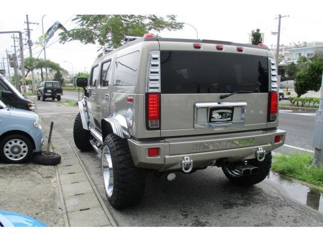 「ハマー」「ハマー H2」「SUV・クロカン」「沖縄県」の中古車3