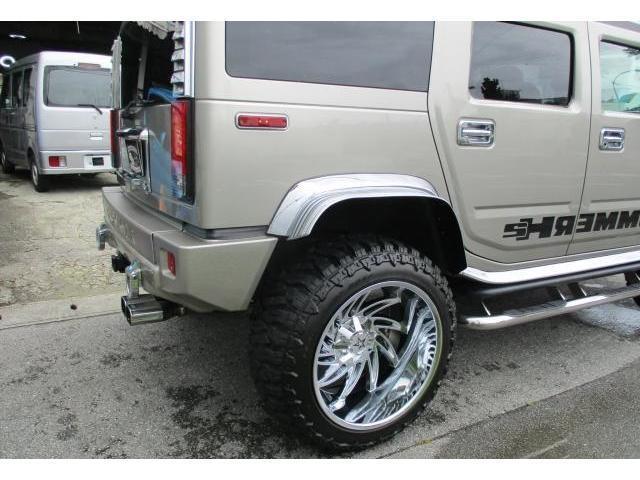 「ハマー」「ハマー H2」「SUV・クロカン」「沖縄県」の中古車13