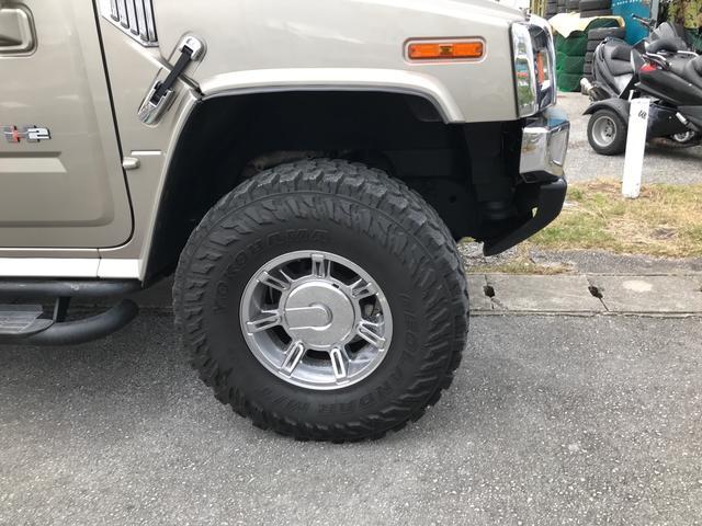 「ハマー」「ハマーH2」「SUV・クロカン」「沖縄県」の中古車4