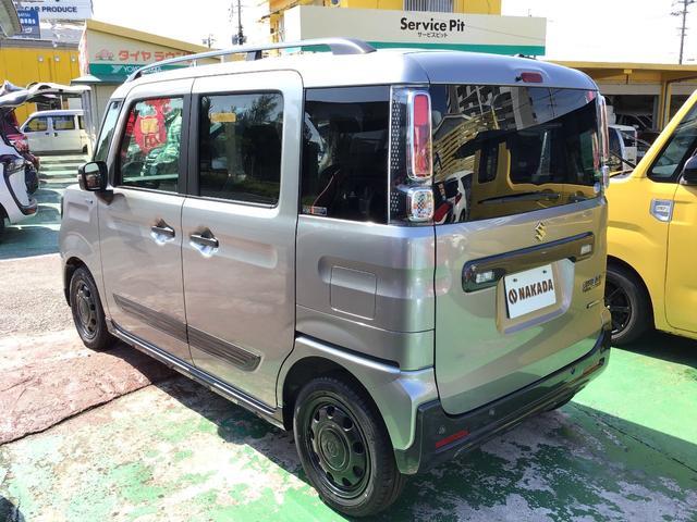 「スズキ」「スペーシアギア」「コンパクトカー」「沖縄県」の中古車8