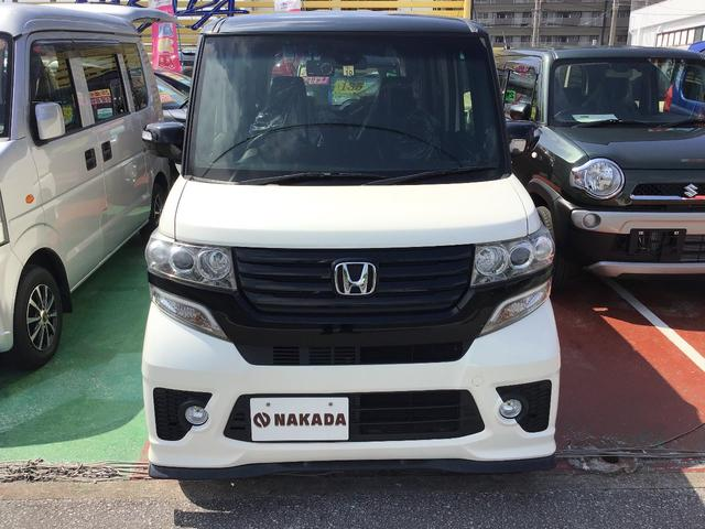 「ホンダ」「N-BOX」「コンパクトカー」「沖縄県」の中古車3