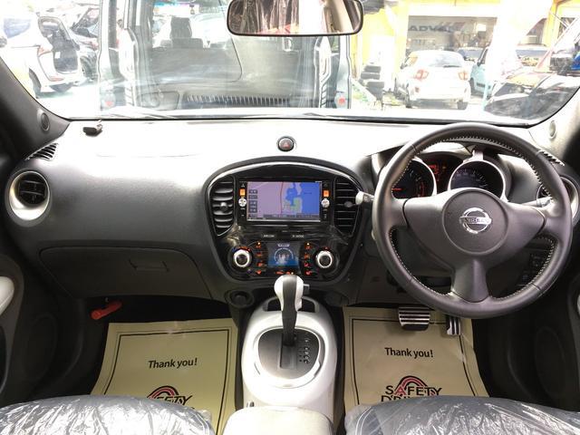 「日産」「ジューク」「SUV・クロカン」「沖縄県」の中古車15
