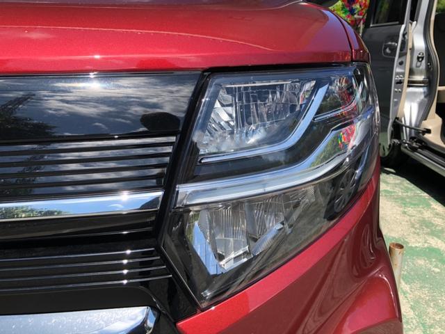 LEDヘッドライト標準装備!暗い夜道もこれで安心ドライブです♪