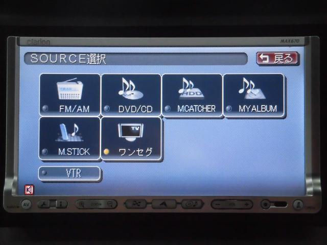 ホンダ クロスロード 18Lタイプ 7人乗SUV ナビ・DVDビデオ