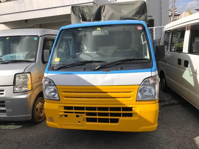 「マツダ」「スクラムトラック」「トラック」「沖縄県」の中古車3