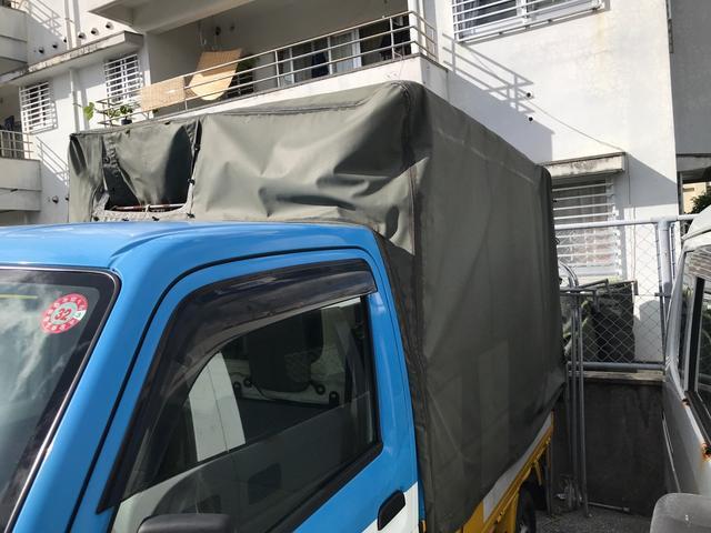 「マツダ」「スクラムトラック」「トラック」「沖縄県」の中古車4