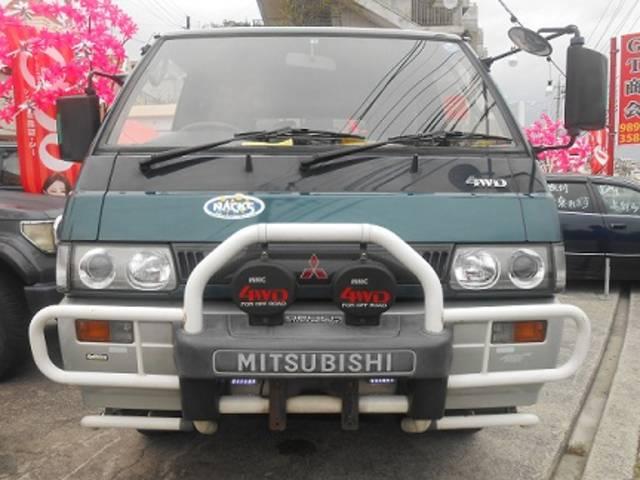 「三菱」「デリカスターワゴン」「ミニバン・ワンボックス」「沖縄県」の中古車2