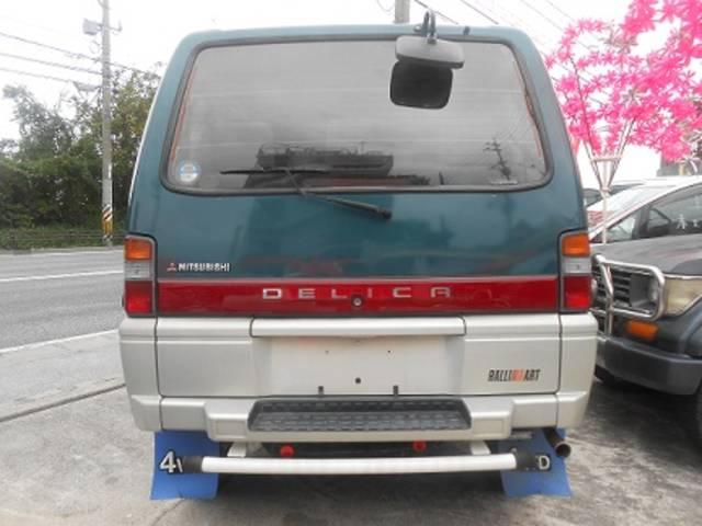 「三菱」「デリカスターワゴン」「ミニバン・ワンボックス」「沖縄県」の中古車3