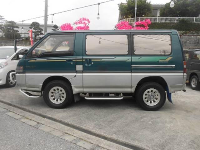 「三菱」「デリカスターワゴン」「ミニバン・ワンボックス」「沖縄県」の中古車4
