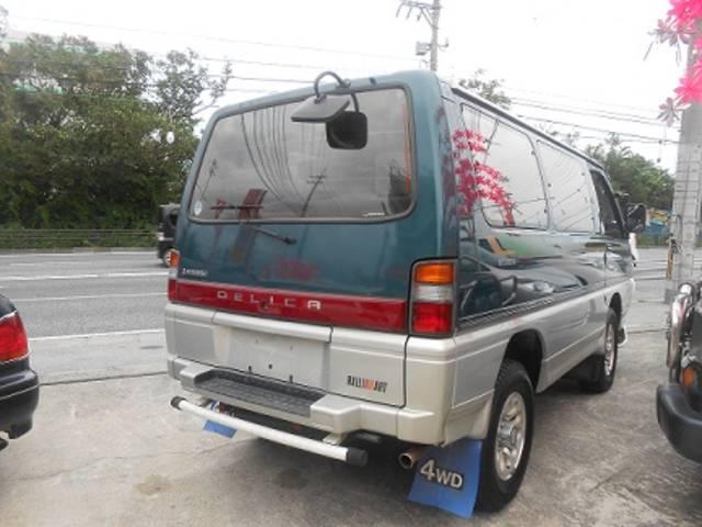 「三菱」「デリカスターワゴン」「ミニバン・ワンボックス」「沖縄県」の中古車6