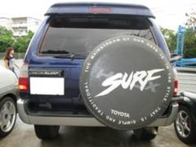 「トヨタ」「ハイラックスサーフ」「SUV・クロカン」「沖縄県」の中古車7