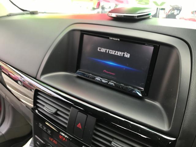XDディスチャージパッケージ 社外ナビTV ディーゼル車(17枚目)