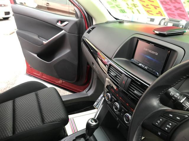 XDディスチャージパッケージ 社外ナビTV ディーゼル車(18枚目)