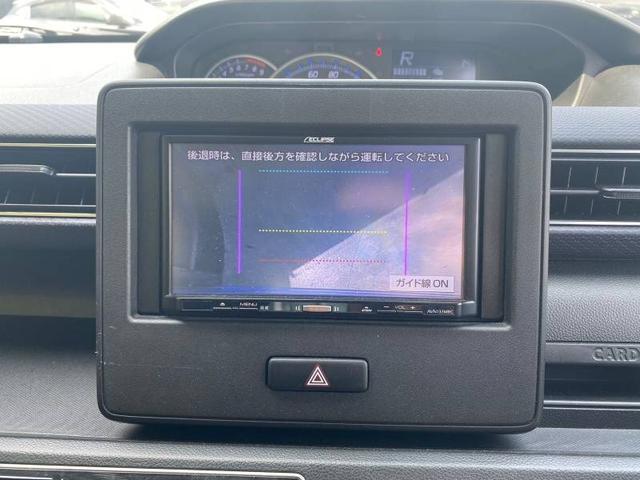 ハイブリッドXS ワンセグナビ バックモニター レーダーブレーキサポート(7枚目)