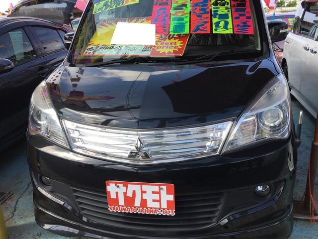 三菱 デリカD:2 S 両側パワースライドドア ナビ TV エアロ AW15