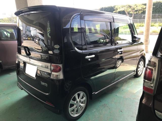 「ダイハツ」「タント」「コンパクトカー」「沖縄県」の中古車12